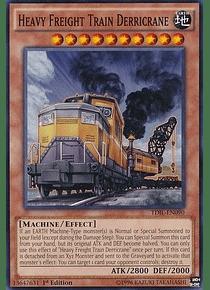 Heavy Freight Train Derricrane - TDIL-EN090 - Common