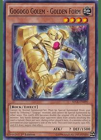 Gogogo Golem - Golden Form - SECE-EN090 - Common