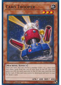 Card Trooper - BP02-EN048 - Common