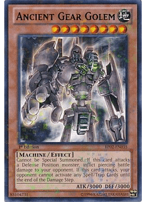 Ancient Gear Golem - BP02-EN035 - Mosaic Rare