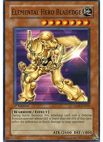 Elemental Hero Bladedge - YSDJ-EN018 - Common