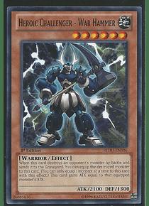 Heroic Challenger - War Hammer - REDU-EN006 - Common