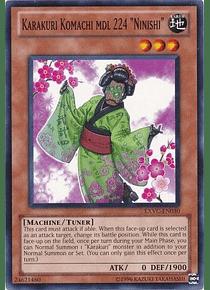 """Karakuri Komachi mdl 224 """"Ninishi"""" - EXVC-EN030 - Common"""
