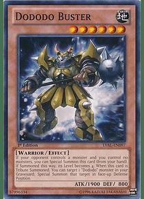 Dododo Buster - LVAL-EN097 - Common
