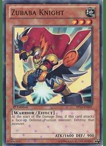 Zubaba Knight - SP13-EN001 - Common
