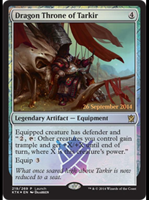 Dragon Throne of Tarkir (Khans of Tarkir Launch)