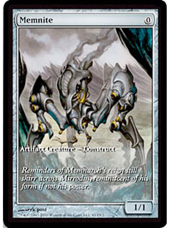 Memnite (Scars of Mirrodin Game Day) (Full-Art)