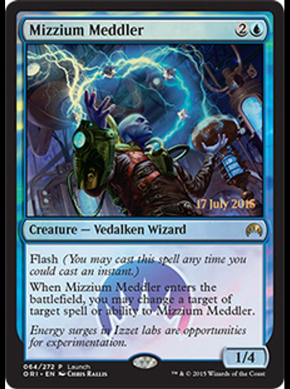 Mizzium Meddler (Magic Origins Launch)
