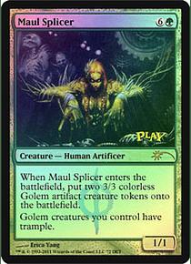 Maul Splicer (WPN)