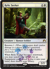 Relic Seeker (Magic Origins Buy-a-Box)