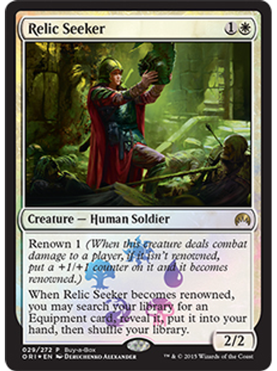 Relic Seeker (Magic Origins Buy-a-Box)