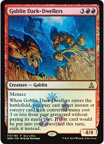 Goblin Dark-Dwellers (Oath of the Gatewatch Buy-a-Box)