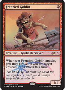 Frenzied Goblin (FNM)