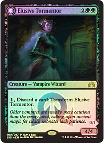 Elusive Tormentor | Insidious Mist (Shadows over Innistrad Buy-a-Box)