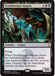 Deathbringer Regent (Dragons of Tarkir Launch)