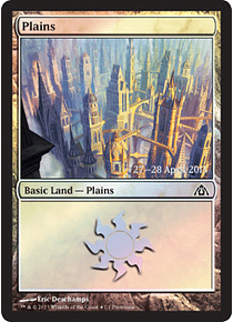 Plains (Dragon's Maze Prerelease)