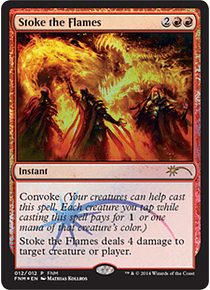 Stoke the Flames (FNM)