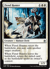 Fiend Hunter - A25