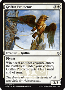 Griffin Protector - A25