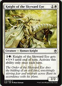 Knight of the Skyward Eye - A25