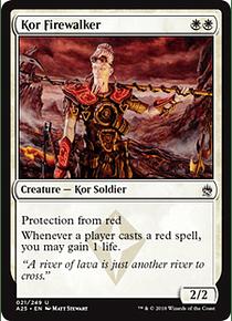 Kor Firewalker - A25