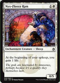 Nyx-Fleece Ram - A25