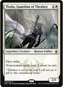 Thalia, Guardian of Thraben - A25