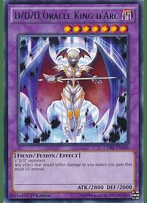 D/D/D Oracle King d'Arc - CORE-EN046 - Rare
