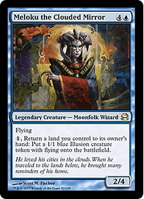 Meloku the Clouded Mirror - MM13