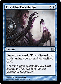 Thirst for Knowledge - MM13