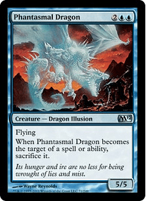 Phantasmal Dragon - M12
