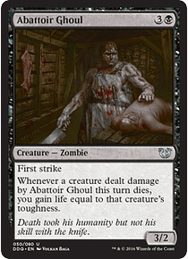 Abattoir Ghoul - DDQ