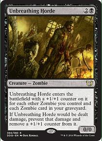 Unbreathing Horde - DDQ