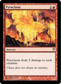 Pyroclasm - SVT