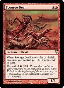 Scourge Devil - SVT