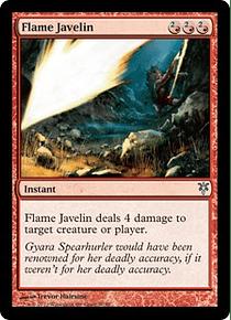 Flame Javelin - SVT