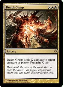 Death Grasp - SVT