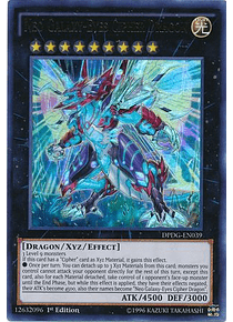 Neo Galaxy-Eyes Cipher Dragon - DPDG-EN039 - Ultra Rare