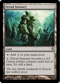 Dread Statuary - JVV