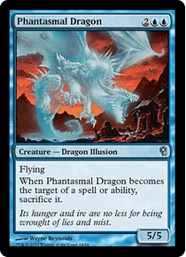 Phantasmal Dragon - JVV