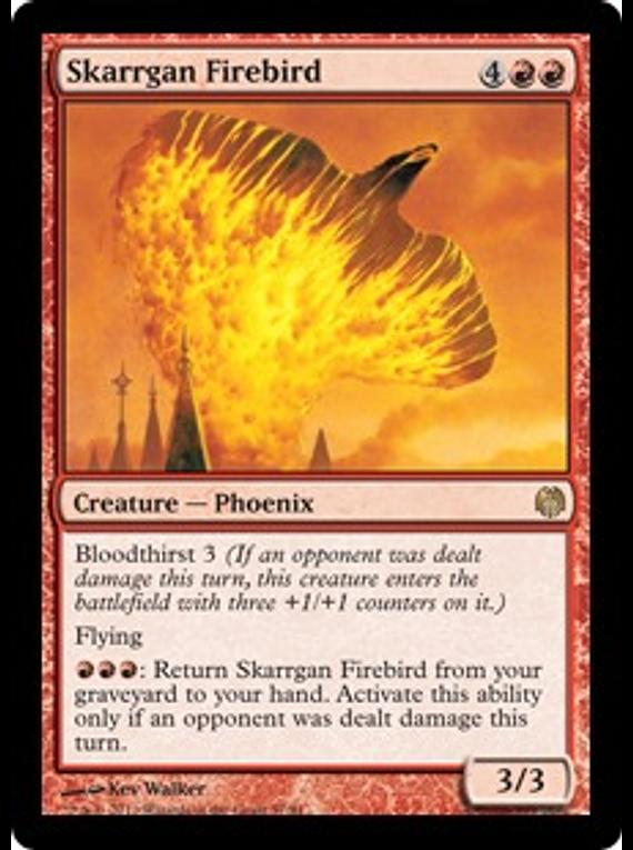 Skarrgan Firebird - HVM