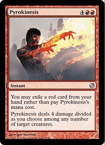 Pyrokinesis - HVM