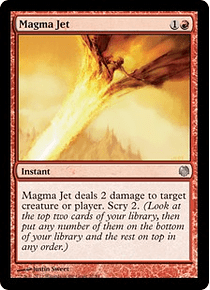 Magma Jet - HVM