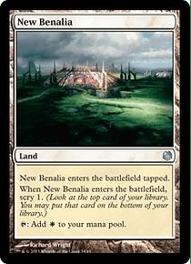 New Benalia - HVM