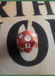 Dado Contador de vida - Rojo - Journey into Nyx