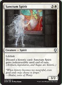 Sanctum Spirit - DOM