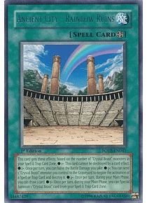 Ancient City - Rainbow Ruins - FOTB-EN045 - Rare