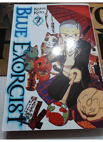 Manga - Blue Exorcist - 7 - Editorial Viz Media (Ingles)