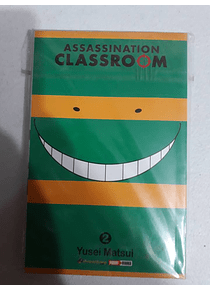Assassination Classroom Vol 2