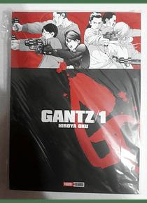 Gantz Vol 1